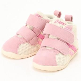 ベビーシューズ TUF113 スニーカー【ベビー靴】 「ピンク」