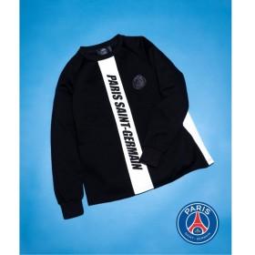 [マルイ] メンズTシャツ(Paris Saint-Germain TOKYO / パリサンジェルマン VERTICAL LOGO PRINT L/S)/エディフィス(EDIFICE)