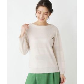 ニット・セーター - SOUP 変わり編ラメニット