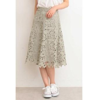 PROPORTION BODY DRESSING / プロポーションボディドレッシング  リボンケミカルフレアースカート