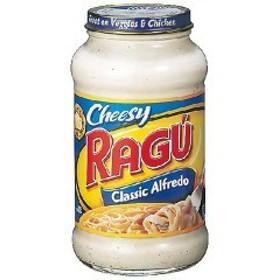 ラグー パスタソース クラシッククリーム&チーズ(454g)[パスタソース]