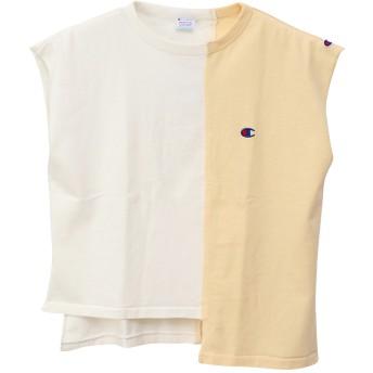 ウィメンズ ノースリーブTシャツ 19SS チャンピオン(CW-P318)【5400円以上購入で送料無料】