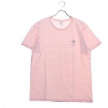 ジェイド JADE (ユニセックス) :ロゴ入りオリジナルTシャツ JIAS-ピンク (ピンク)