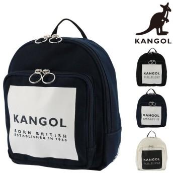 カンゴール リュック ハッピー メンズ レディース 250-4935 KANGOL | リュックサック デイパック ロゴ キャンバス [PO10]