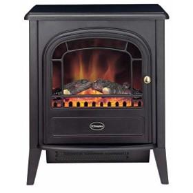 電気暖炉 アークリー [3-8畳用] ブラック AKL12J