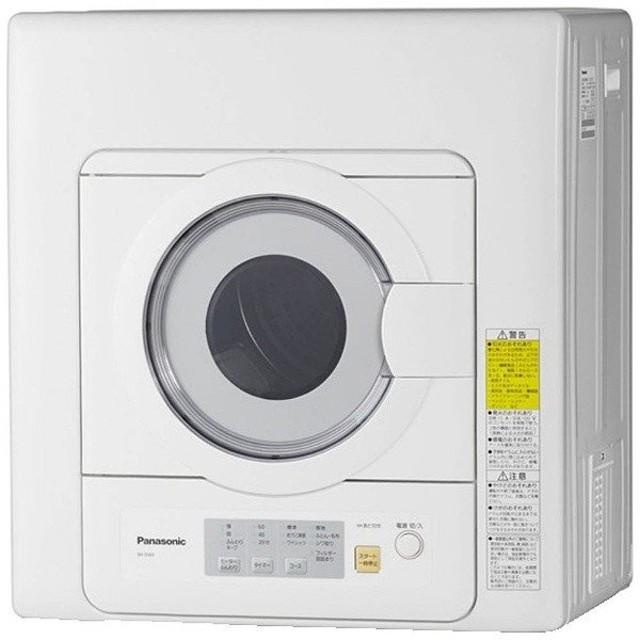 パナソニック Panasonic 衣類乾燥機 乾燥5.0kg NH-D503-W (NHD503W) JAN:4549077900951 -人気商品-