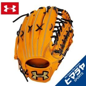 アンダーアーマー 野球 一般軟式グラブ 外野手用 メンズ UAベースボール 右投げ MEN 1313797-103 UNDER ARMOUR