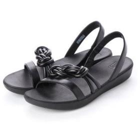 フィットフロップ fitflop TIERA SANDAL (Black)