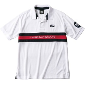 カンタベリー CANTERBURY ラグビーウェア メンズ S/S FLEXCOOL CONTROL RUGGER POLO RA39117 2019SS