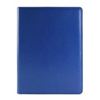【 Befix 】クリップボード ビジネス手帳 (BLE) A4 PUレザー 多機能 多収納 多ポケット システム手帳 (ブルー)