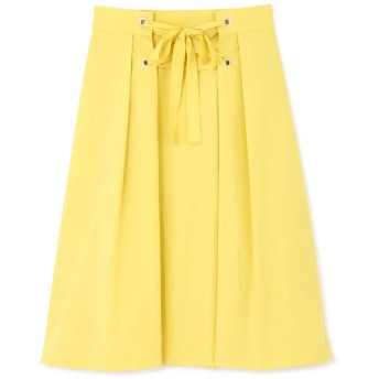 ジル スチュアート JILLSTUART ローザレースアップスカート YELLOW 0【税込10,800円以上購入で送料無料】