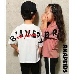 [マルイ]【セール】BACKプリントTシャツ/アナップキッズ&ガール(ANAP KIDS&GIRL)