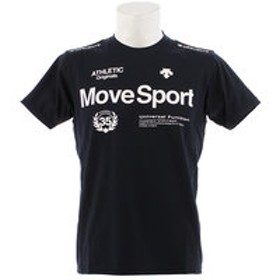 【Super Sports XEBIO & mall店:トップス】サンスクリーンハイブリッドシャツ DMMNJA56 NV