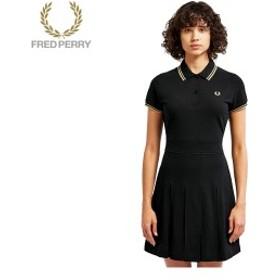 ワンピース レディース フレッドペリー FRED PERRY 日本正規品 ゴルフウェア