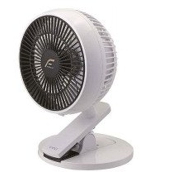 ユーイング UF-CD18K-W 2WAY 扇風機 ホワイト