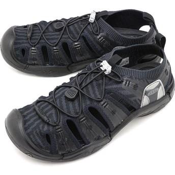 キーン KEEN メンズ エヴォフィット ワン MEN EVOFIT 1 サンダル 靴 Black/Black  1021387 SS19