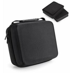 EVA 多機能ポータブル保護キャリングケース 旅行バッグ キューブブロックスポンジフォームパッドとFeelworld FW759モニター用の...