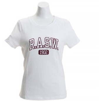 【Super Sports XEBIO & mall店:トップス】【オンライン特価】 BD R.A.S.W 半袖Tシャツ RBL19S1017 WHT