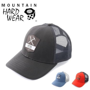 MOUNTAIN HARDWEAR マウンテンハードウェア GRAIL TRUCKER HAT OU7509
