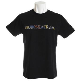 クイックシルバー(Quiksilver) M&W ISLAND 半袖 Tシャツ 19SPQ半袖 Tシャツ191033BLK (Men's)