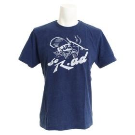 ラスティ ヴィンテージ加工 半袖Tシャツ 919505IND (Men's)