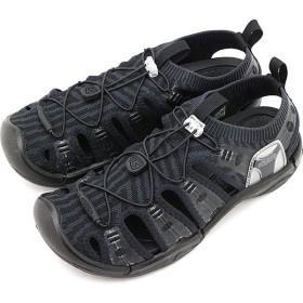 キーン KEEN レディース エヴォフィット ワン WOMEN EVOFIT 1 サンダル 靴 Black/Black  1021397 SS19