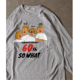 [マルイ]【セール】メンズTシャツ(吉本新喜劇 × JOURNAL STANDARD / LS-T NARABI)/ジャーナルスタンダード(メンズ)(JOURNAL STANDARD MEN'S)