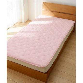 吸汗速乾タオル地敷きパッド 敷きパッド・敷パッド, ベッドパッド, Bed pats, 床套(ニッセン、nissen)