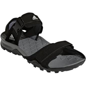 アディダス(adidas) メンズ レディース CYPREX ウルトラ サンダル II コアブラック/ビスタグレー S15/ランニングホワイト ITB30 B44191 スリッパ 靴 シューズ