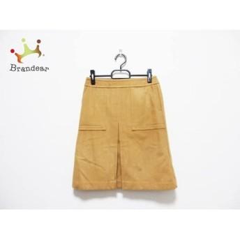 トゥモローランド TOMORROWLAND スカート サイズ38 M レディース ブラウン collection スペシャル特価 20190731