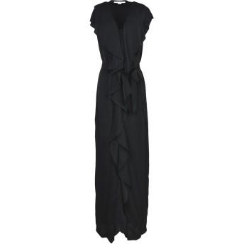 《セール開催中》STELLA McCARTNEY レディース ロングワンピース&ドレス ブラック 40 レーヨン 100%