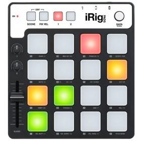 iPad / iPad mini / iPhone / iPod対応[Lightning] iRig Pads IKM-OT-000039