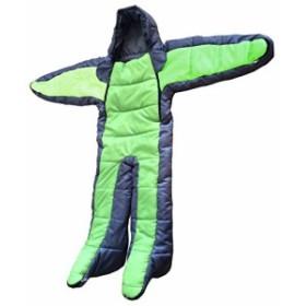 武田コーポレーション シェラフ 着る寝袋、子ども用 HK-C165