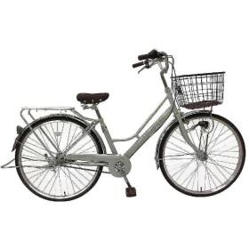 26型 自転車 レセファロ(ホワイト/内装3段変速) FH-W263R-HD-BAA-BC