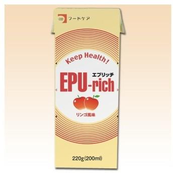 高カロリーゼリー フードケア エプリッチ リンゴ風味 220g