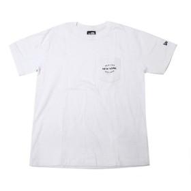 ニューエラ NEW ERA Tシャツ ポケット 1920 ホワイト (MB)