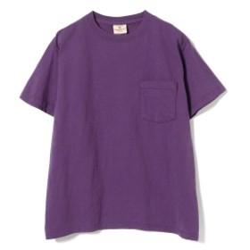 Goodwear / ポケット Tシャツ メンズ Tシャツ REGAL PURPLE L