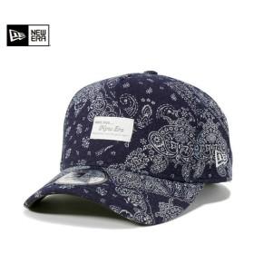 ニューエラ キャップ 帽子 NEW ERA 9FORTY Dフレーム ネイビー