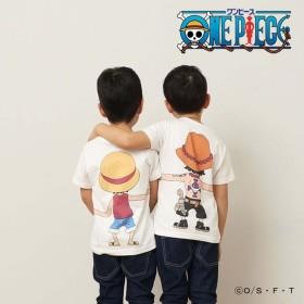 【ベルメゾン限定】子供用半袖つながるTシャツ