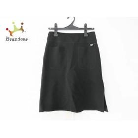 ソニアリキエル SONIARYKIEL スカート サイズ38 M レディース 黒 ニット   スペシャル特価 20190626
