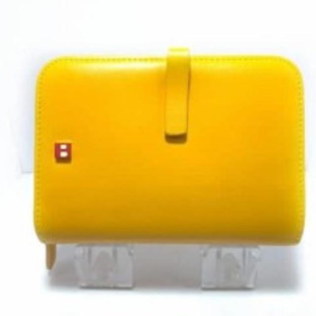 47b688b86a65 バリー BALLY 2つ折り財布 レディース 美品 オレンジ ラウンドファスナー レザー【中古】
