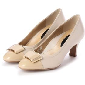 シューズラウンジ shoes lounge 【本革】パンプス 3126714BG/BGE (ベージュ)