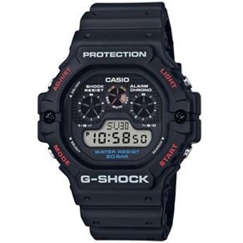 カシオ 【国内正規品】G-SHOCK(ジーショック)Gショック デジタル時計 メンズタイプ DW-5900-1JF[DW59001JF]【返品種別A】