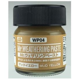 WP04 Mr.ウェザリングペースト マッドイエロー GSI クレオス/新品