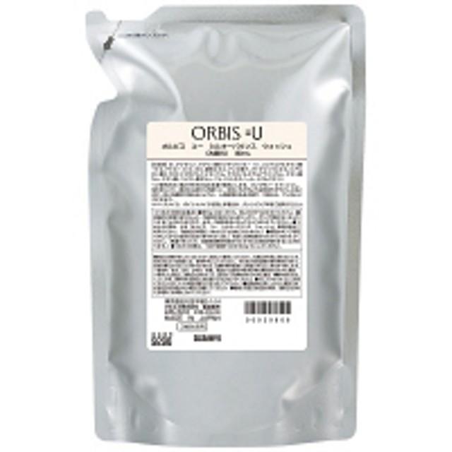 ORBIS(オルビス) オルビスユー シルキーバウンスウォッシュ 詰め替え用 180mL (泡洗顔料)