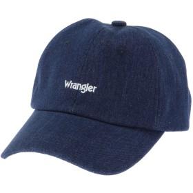 Wrangler ラングラー WR デニムキャップ 6B91L3J0200