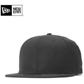 ニューエラ キャップ 帽子 9FIFTY METAL FLAG LOGO ブラック