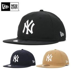 ニューエラ キャップ 帽子 スナップバック 9FIFTY RETRO CROWN MLB ニューヨークヤンキース NEW ERA メンズ