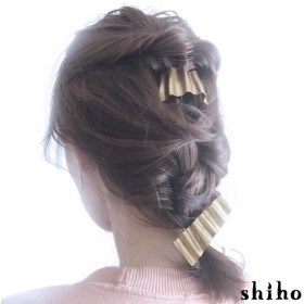 再販!真鍮製のヘアゴム【hair tie-gather(S)-】