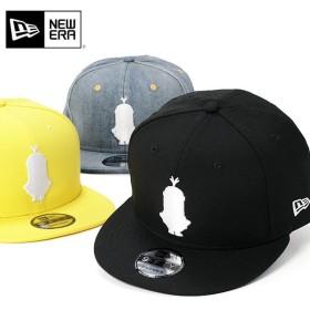 ニューエラ ミニオン コラボ キャップ 帽子 スナップバック 9FIFTY NEW ERA MINION メンズ